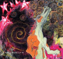 Cover CARLA BOZULICH, boy