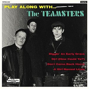 Cover TEAMSTERS, play along with...the teamsters