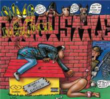 SNOOP DOGGY DOG, doggystyle cover