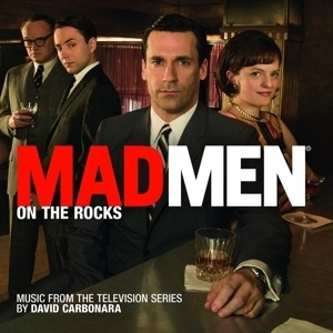 O.S.T., mad men - on the rocks cover
