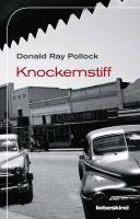 DONALD RAY POLLOCK, knockemstiff cover