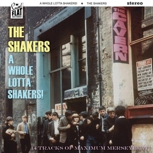 Cover SHAKERS, a whole lotta shakers!