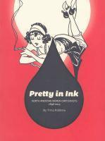 TRINA ROBBINS, pretty in ink: north american women cartoonists... cover