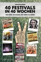 CHRISTINE NEDER, 40 festivals in 40 wochen cover