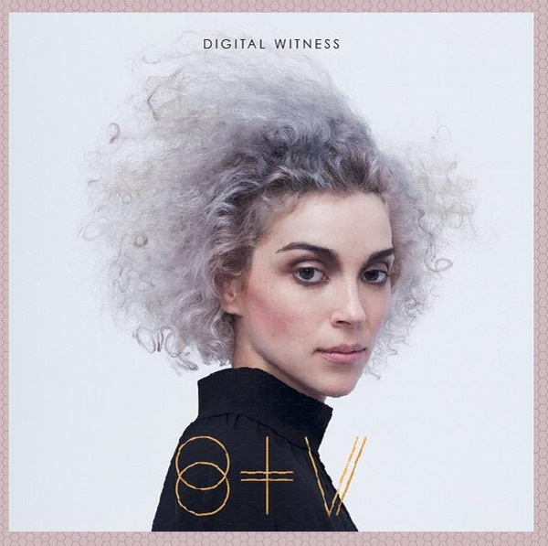 Cover ST. VINCENT, digital witness