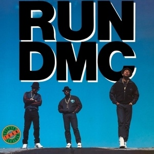 RUN DMC, tougher than leather cover