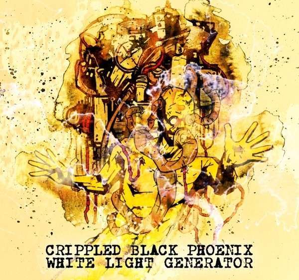 Cover CRIPPLED BLACK PHOENIX, white light generator