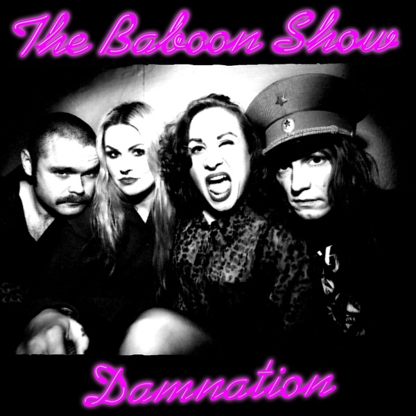 BABOON SHOW, damnation cover