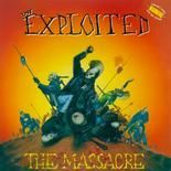 Cover EXPLOITED, massacre