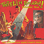 Cover V/A, twistin rumble vol. 10