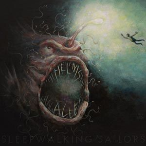 Cover HELMS ALEE, sleepwalking sailors