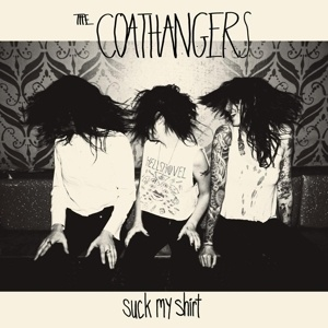 Cover COATHANGERS, suck my shirt