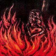 SALEM MASS, witch burning cover