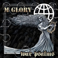 Cover MORNING GLORY, war psalms