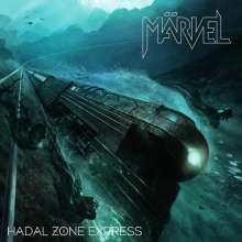 Cover MÄRVEL, hadal zone express
