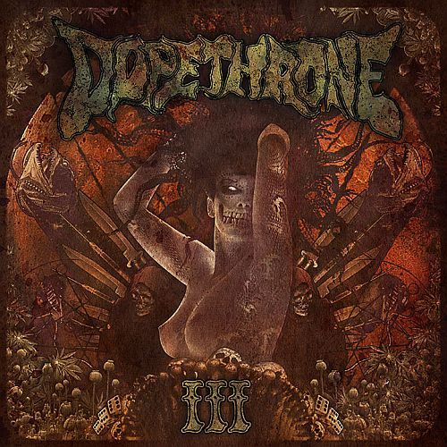DOPETHRONE, dopethrone (III) cover