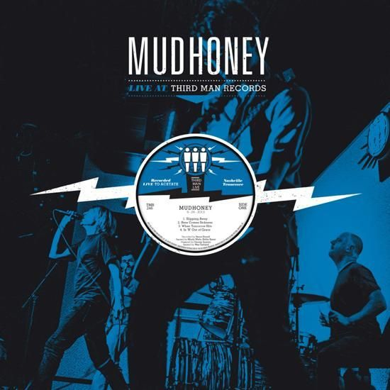 Cover MUDHONEY, third man live 9-26-2013