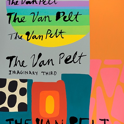 Cover VAN PELT, imaginary third