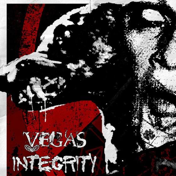 INTEGRITY / VEGAS, split (RSD 2014) cover