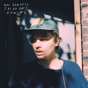 MAC DEMARCO, salad days demos cover