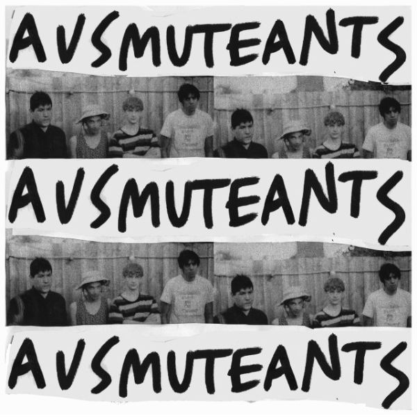 Cover AUSMUTEANTS, amusements