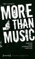 Cover MARC CALMBACH, more than music