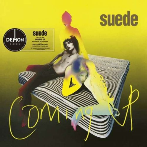 SUEDE, coming up cover