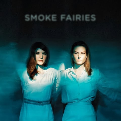 Cover SMOKE FAIRIES, s/t