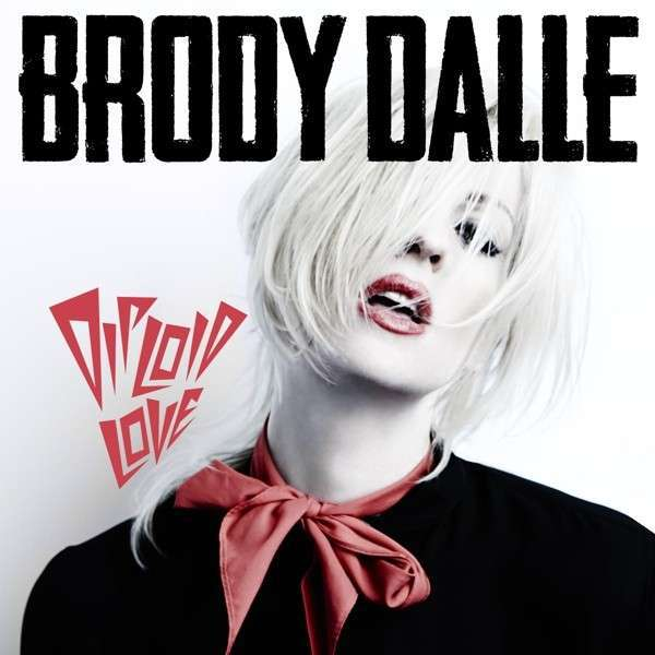 Cover BRODY DALLE, diploid love