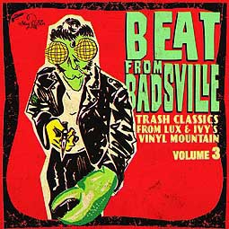 V/A, beat from badsville vol. 3 cover