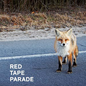 Cover RED TAPE PARADE, s/t
