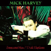 MICK HARVEY, intoxicated man/pink elephants cover