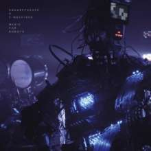 Cover SQUAREPUSHER X Z MACHINES, music for robots