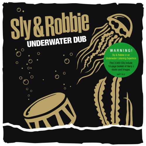 Cover SLY & ROBBIE, underwater dub