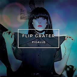 Cover FLIP GRATER, pigalle