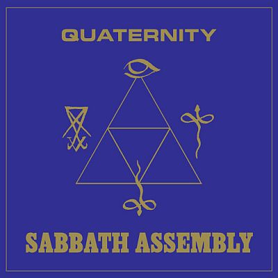 Cover SABBATH ASSEMBLY, quaternity