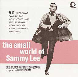 Cover O.S.T. (KENNY GRAHAM), small world of sammy lee