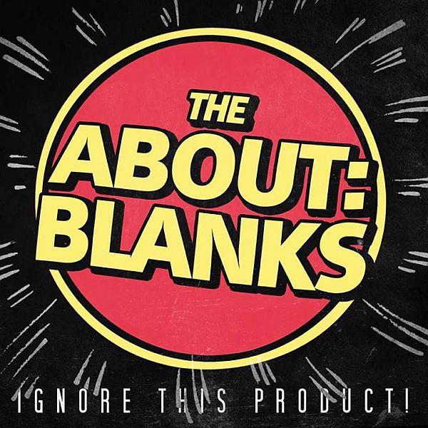 Cover ABOUT BLANKS, ignore this product