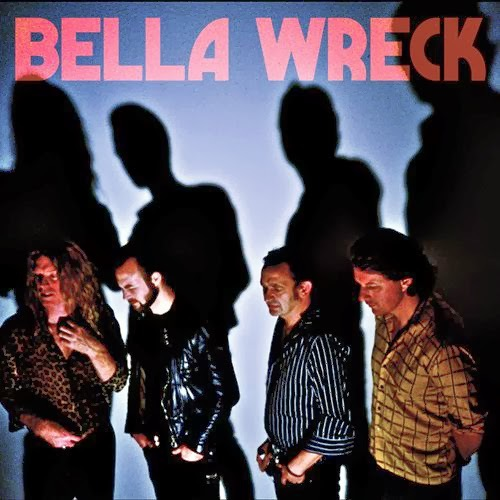 Cover BELLA WRECK, s/t