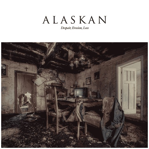 Cover ALASKAN, despair, erosion, loss