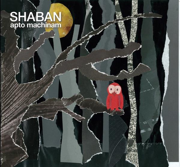 SHABAN, apto machinam cover