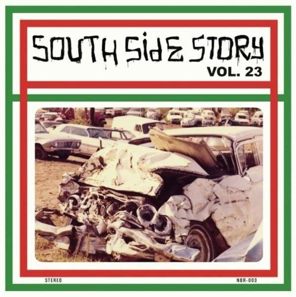 Cover V/A, south side story