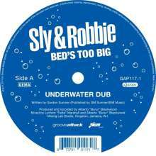 Cover SLY & ROBBIE, bed´s too big