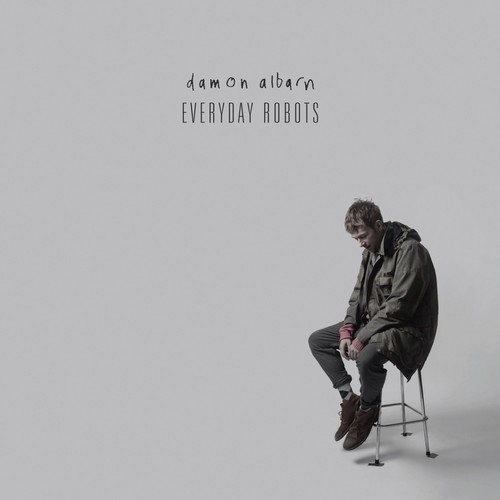 Cover DAMON ALBARN, everyday robots