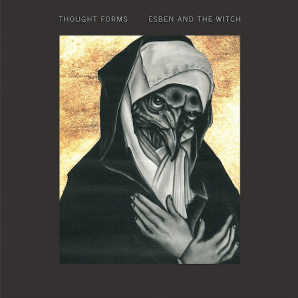 Cover ESBEN AND THE WITCH / THOUGHT FORMS, split