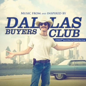 Cover O.S.T., dallas buyers club