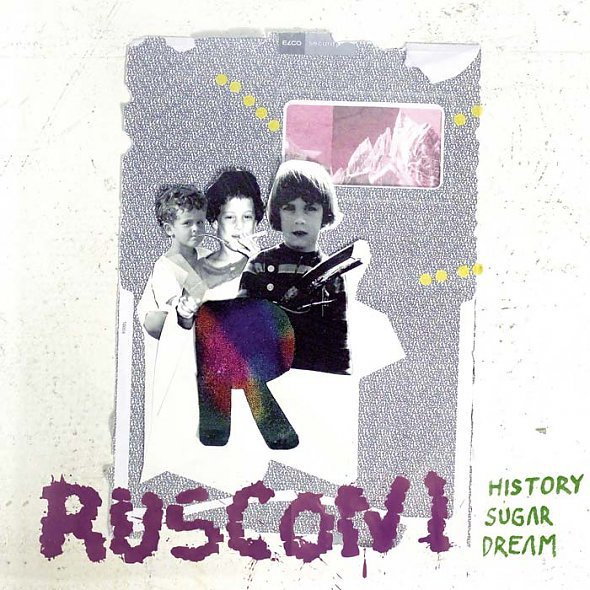 RUSCONI, history sugar dream cover