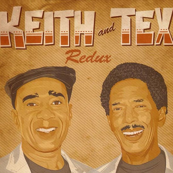 Cover KEITH & TEX, redux