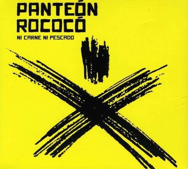 PANTEON ROCOCO, ni carne ni pescado cover