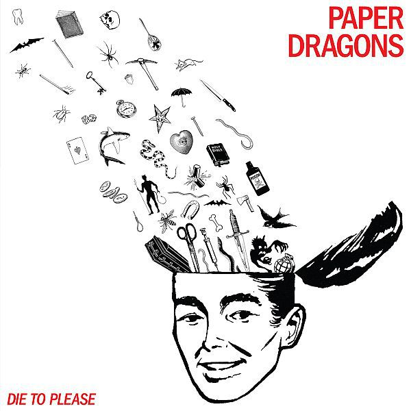 Cover PAPER DRAGONS, die to please